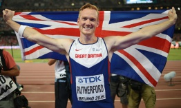 Greg Rutherford confirma su dominio absoluto en salto de longitud