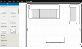 Plan Your Room: crea planos online para diseño de interiores