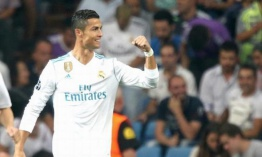 ¡'CR7? no se cansa de batir récords!