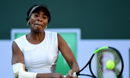Venus Williams sobrevive en Indian Wells, la colombiana Duque eliminada