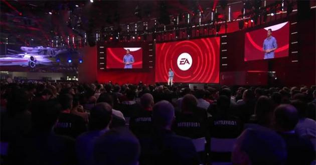 GAMESCOM 2017: Conferencia Electronic Arts